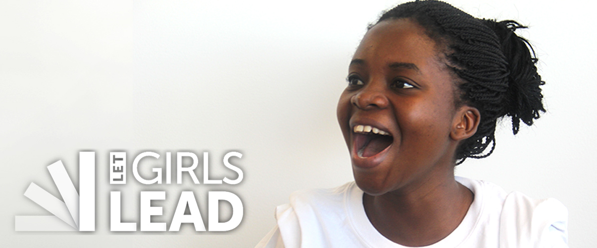 LET GIRLS LEAD